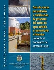 Guía de acceso, presentación y viabilización de proyectos del sector ...