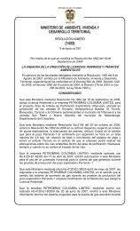 (1433) - Ministerio de Ambiente, Vivienda y Desarrollo Territorial