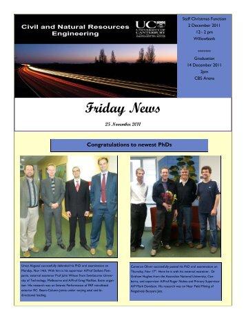 25 Nov 2011 Friday News.pub - Civil and Natural Resources ...