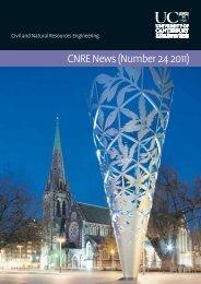 Vol 24 (2011) (PDF, 709 Kb) - Civil and Natural Resources ...