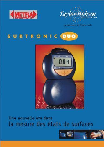 Fonctionnement à distance. - Metra Instruments, instruments de ...