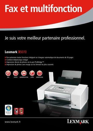 Fax et multifonction - Pctop