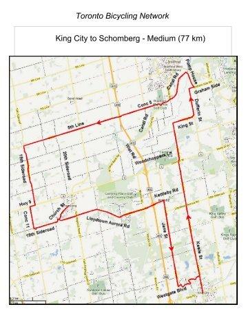 Medium 77k - Toronto Bicycling Network