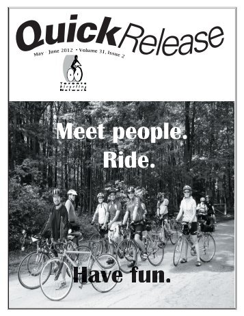 Quick Release May-June 2012.pdf - Toronto Bicycling Network