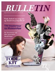 tool- kit - Theater Instituut Nederland