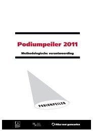 Podiumpeiler 2011 - Theater Instituut Nederland