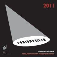 Podiumpeiler 2011 - CLC Vecta