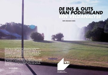 "Download PDF ""veldanalyse_web.pdf"" - Theater Instituut Nederland"