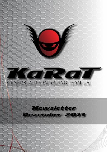 Untitled - KaRaT RACING TEAM