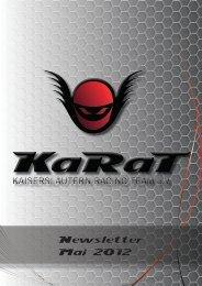 Mai 2012 - KaRaT