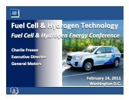 Fuel Cell & Hydrogen Technology Fuel Cell & Hydrogen Technology
