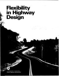 Flexibility in Highway Design - Institute of Transportation Engineers