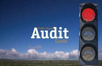 Traffic Signal Audit Guide - Institute of Transportation Engineers