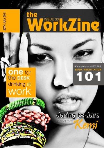 WorkZine 33 - The WorkZine