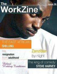 Zanzibar - The WorkZine
