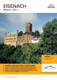 EISENACH EISENACH E SEN - Thüringer Städte