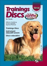 Anleitung Trixie Trainings Discs