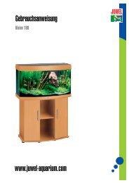 Gebrauchsanweisung Aquarium Juwel Vision 180.pdf - Aquaristik ...