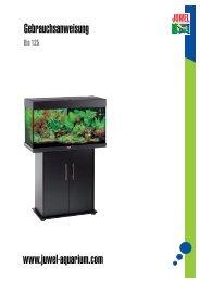 Gebrauchsanweisung Aquarium Juwel Rio 125.pdf - Aquaristik ...