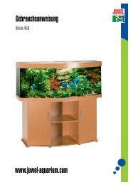 Gebrauchsanweisung Aquarium Juwel Vision 450.pdf - Aquaristik ...
