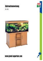 Gebrauchsanweisung Aquarium Juwel Rio 300.pdf - Aquaristik ...