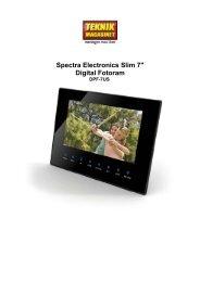 Spectra Electronics Slim 7