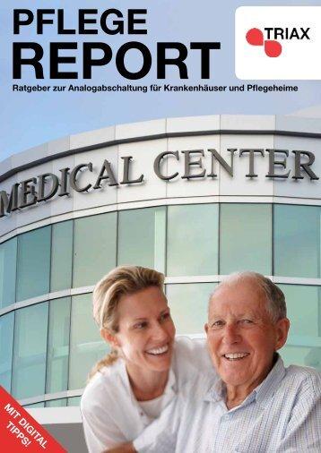Pflege Report anschauen (PDF) - TRIAX Digital