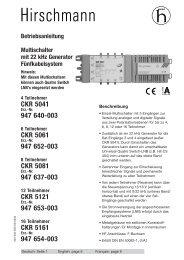 CKR 5041 - Triax