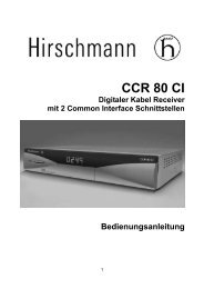 CCR 80 CI - Triax