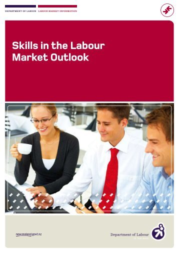 Skills in the Labour Market Outlook [pdf 20 pages, 507kB]