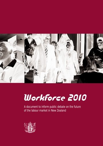 Workforce 2010 - Department of Labour