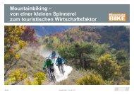 Der Mountainbiker - Graubünden