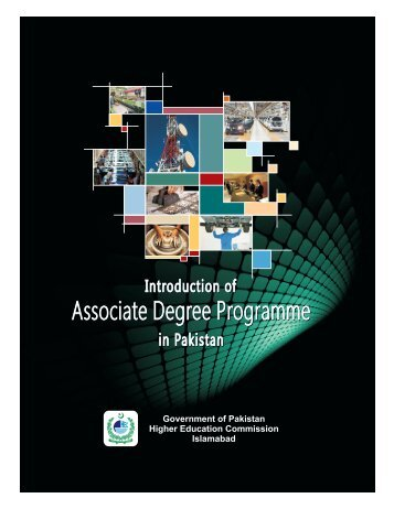 AssociateDegreeBooklet - Higher Education Commission