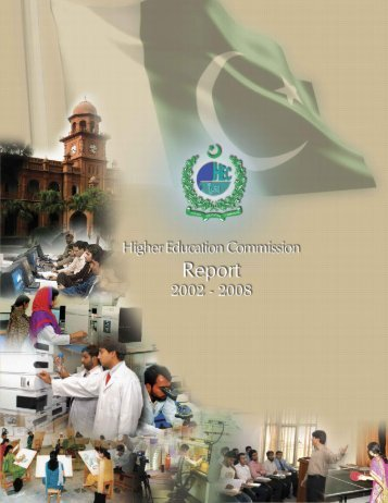preface - Higher Education Commission