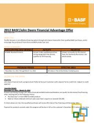 2012 BASF/John Deere Financial Advantage Offer - Schertz Aerial ...
