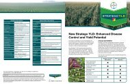 Bayer Stratego YLD Tech Bulletin 2011