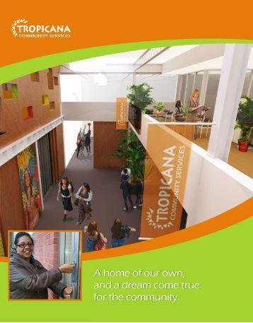 Annual Report - Tropicana Community Services