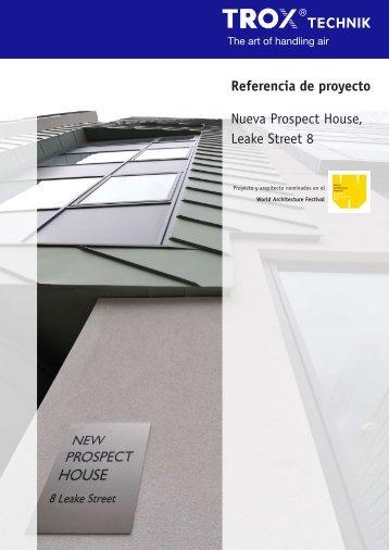 New Prospect House - Trox