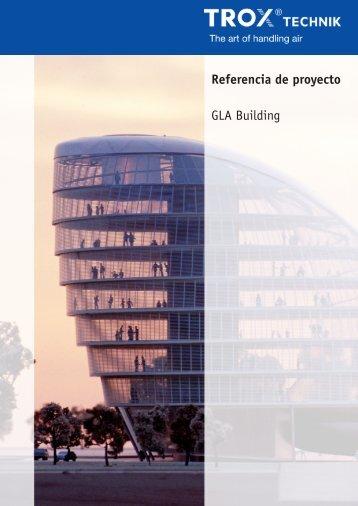 Referencia de proyecto GLA Building - TROX