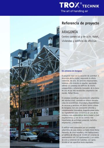 Rejillas for Mrw barcelona oficinas