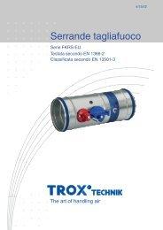 Technical leaflet 4/15/I/2 Stampati tecnici FKRS-EU - TROX