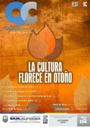 Quehacer Cultural del mes de OCTUBRE 2014