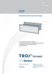 LØV-R OVF - TROX Auranor Norge as
