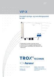 LØV-R VIP-X - TROX Auranor Norge as