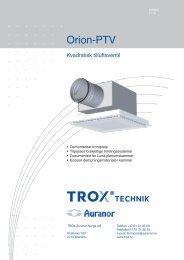 LØV-R Orion-PTV - TROX Auranor Norge as