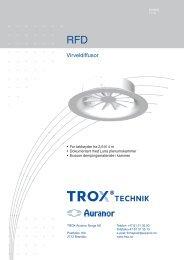 LØV-R RFD - TROX Auranor Norge as