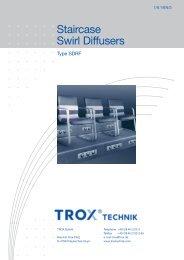 SDRF - TROX