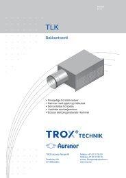 LØV-R TLK - TROX Auranor Norge as