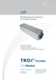 LØV-R LKR - TROX Auranor Norge as