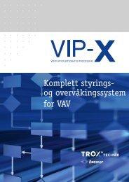 Her kan du laste ned brosjyren - TROX Auranor Norge as